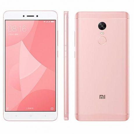 "Смартфон Xiaomi Redmi Note 4X 3/16Gb Pink, 8 ядер, 13/5Мп, 5.5"" IPS, 2 SIM, 4G, 4100мА"