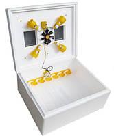 Инкубатор автоматический Теплуша 63-ИБ220\Ламповый, фото 1