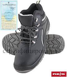 Рабочие ботинки с метподноском Reis Польша BRCPOLREIS