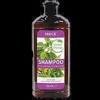 Шампунь Herbal Therapy для нормальных и жирных волос, 750 мл