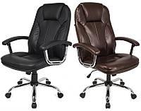 Офисное кресло HomeKraft Deluxe, кресло компьютерное