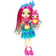 Кукла Энчантималс попугай Пикки и попугайчик Шинни / Enchantimals Peeki Parrot and Sheeny, фото 3