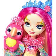 Кукла Энчантималс попугай Пикки и попугайчик Шинни / Enchantimals Peeki Parrot and Sheeny, фото 6