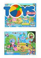 Паркинг игрушка для мальчиков, G120745XZ-864