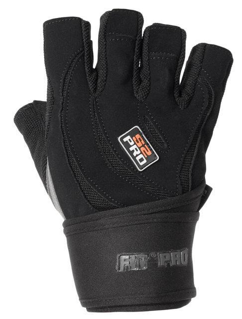 Перчатки для кроссфита Power System S2 PRO (FP-04)