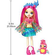 Кукла Энчантималс попугай Пикки и попугайчик Шинни / Enchantimals Peeki Parrot and Sheeny, фото 10