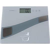 Напольные весы с анализатором состава тела до 150 кг First FA-8006-1