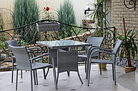 """Комплект садовой мебели  из искусственного ротанга """"Комфорт 120""""  GreenGard"""