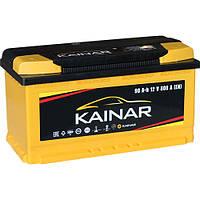 Аккумулятор  KAINAR Standart+ 90Ah, левый (+)