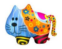 """Антистресова іграшка м`яконабивна """"SOFT TOYS 61 """"Кіт"""""""