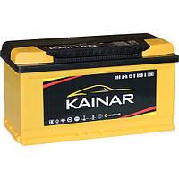 Аккумулятор KAINAR Standart+ 100Ah, левый (+)