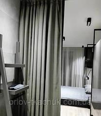 Штори в ванній кімнаті