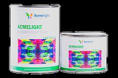 Acmelight Fluorescent paint for Textile - флуоресцентная краска для ткани 0,25л, 0,5л, 1л