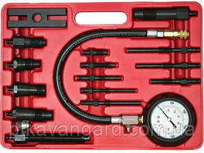 Компрессометр для дизельных двигателей INTERTOOL AT-4003