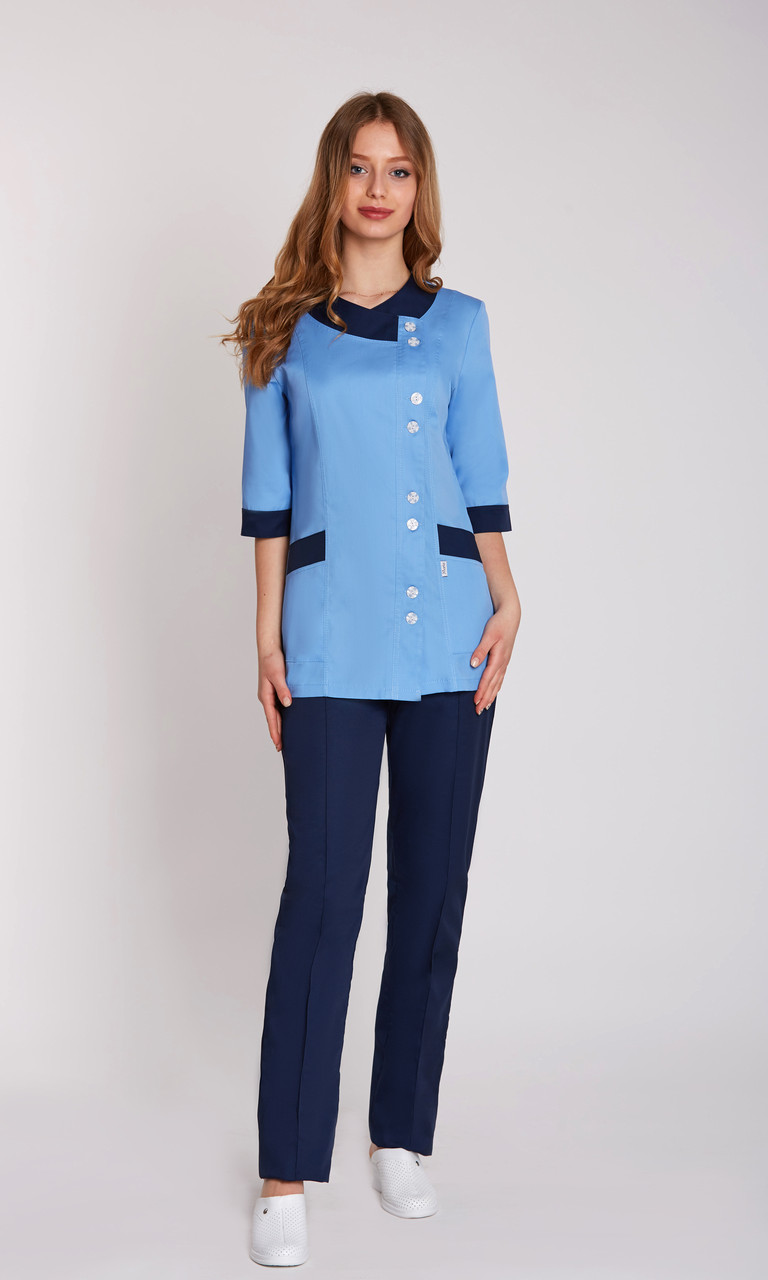 Жіночий медичний костюм Венеція - Інтернет-магазин медичного одягу