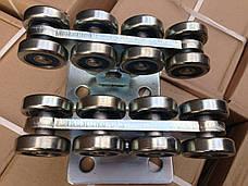 Консольный комплект для откатных ворот +зубчатая рейка 4 м, с автоматикой AN-MOTORS, фото 2