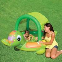 Детский надувной бассейн «Черепаха» Intex 57410 интекс 180 см х 145 см х 104  киев