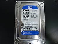 Жесткий диск WD Blue 500Gb 7200RPM SATAIII для компьютера