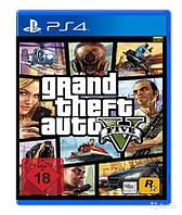 Игра Sony PS4 Grand Theft Auto V (GTA 5) русские субтитры