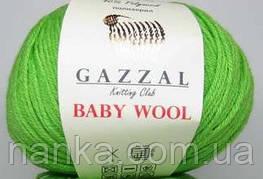 Gazzal, Baby Wool Салат 821