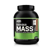 Гейнер Serious Mass Шоколад Optimum Nutrition 2,722 кг