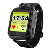 Смарт-часы детский Smart Baby Watch Q200 (с камерой) Black (Smart Baby Watch Q200 Black)