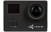Экшн-камера Airon ProCam 4K Plus Black + крепления в подарок (4285234589564)