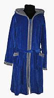Модный велюровый халат