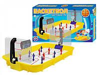 """Настольная игра для детей """"Баскетбол"""" Технок  Украина   52 ×31 ×7.5 см."""