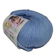 Alize, Baby Wool Синій 40