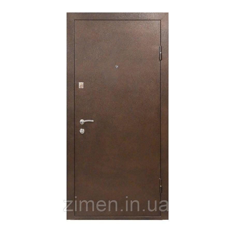 Входная дверь уличного применения ПУ-08 дуб золотой