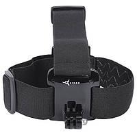 Крепление на голову для экшн-камеры Airon AC23 Black (69477915500002)