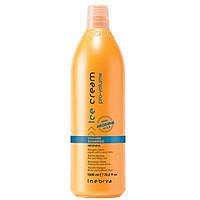 Шампунь для тонких волос Объем Inebrya Ice Cream Volume Shampoo 1000 мл