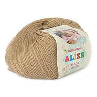 Alize, Baby Wool Бежевый 75