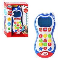 Интерактивный телефон 7288 СОТИК обучающий, муз+ свет  Телефон 7288