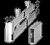 Профіль бічного захисту 100 * 30mm (алюміній)