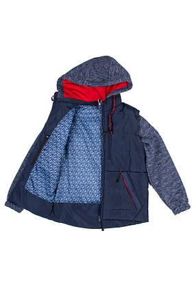 Куртка жилет мужская «весна - осень», фото 2