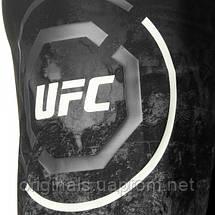 Спортивные шорты Рибок UFC Fight Night Blank Octagon для единобрств мужские CF0319, фото 2