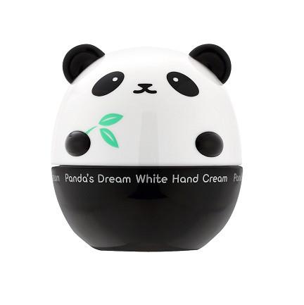 Крем для рук отбеливающий и увлажняющий Tony MolyPanda's Dream White Hand Cream