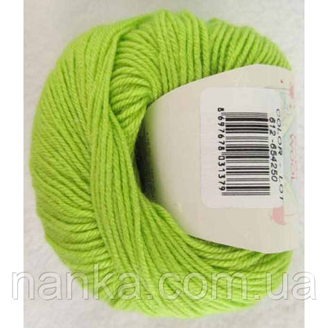 Alize, Baby Wool Фисташка 612, фото 2