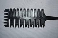 Расчёска для милирования волос