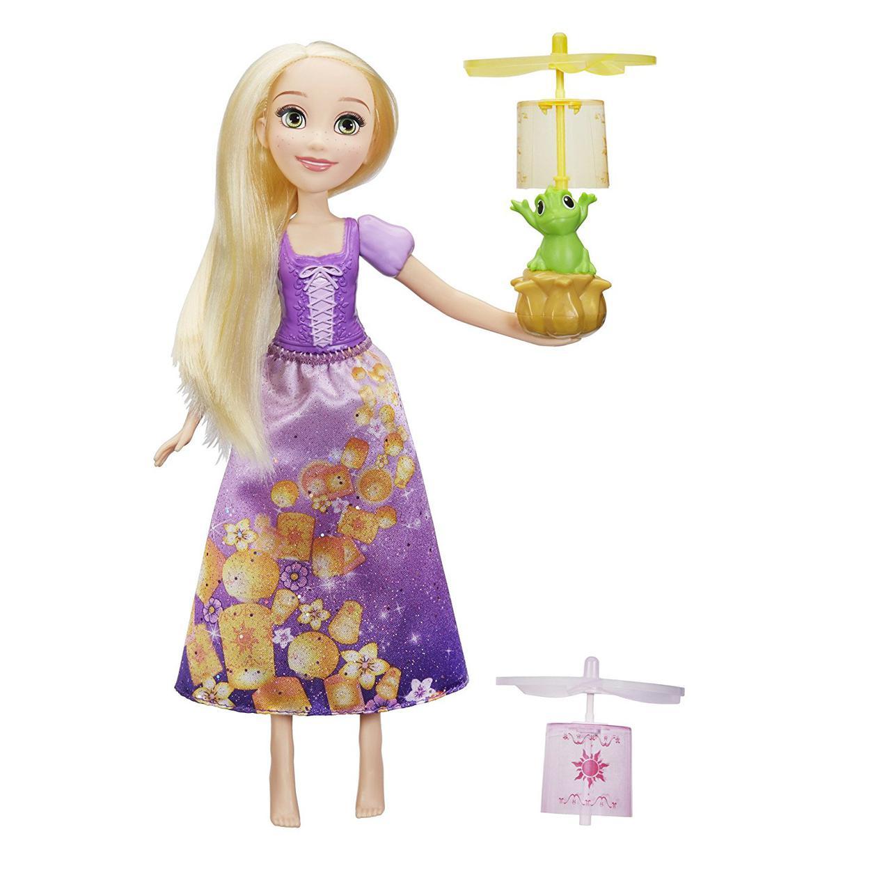 Кукла Рапунцель Плавающие летающие фонари Disney Princess Floating Lanterns