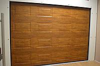Ворота подъемные секционные филёнка Alutech 3000*2500 мм