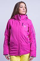 Куртка женская лыжная Avecs S Малиновая (8681/2 - s)