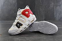 Мужские кроссовки Nike Air More Uptempo разноцветные топ реплика, фото 3