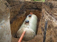 Монтаж канализации загородного дома