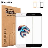 Закаленное стекло Beworlder для Xiaomi Mi A1, фото 1