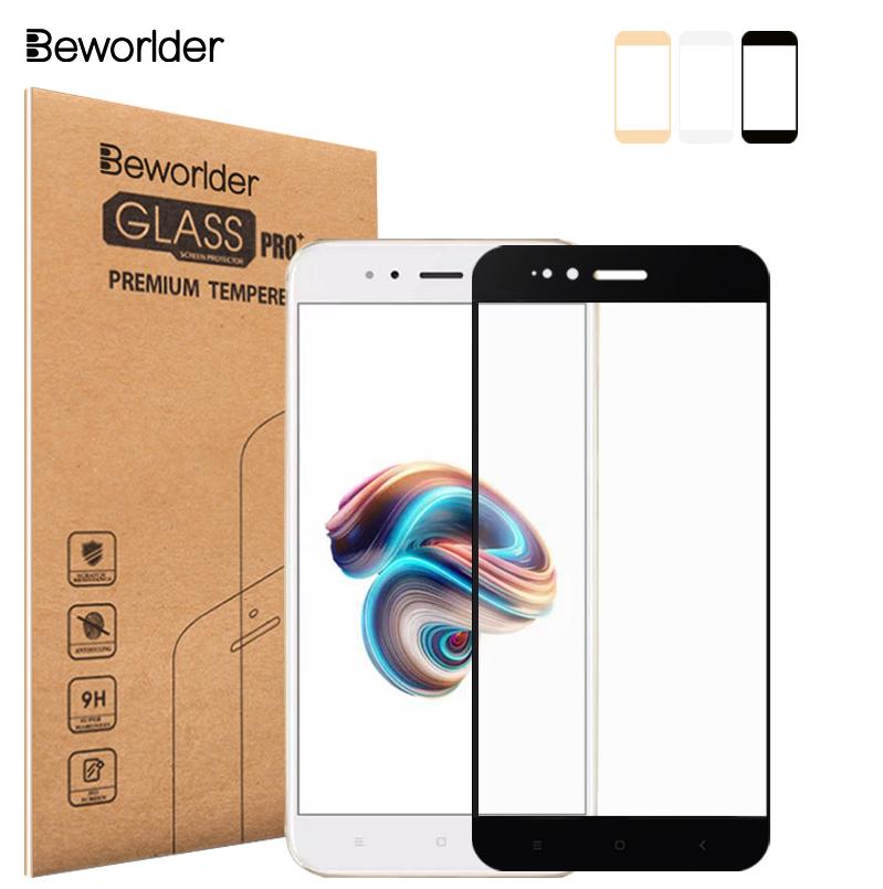 Закаленное стекло Beworlder для Xiaomi Mi A1