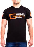 Стильная мужская футболка GForce! Рисунок светится в темноте! Valimark!