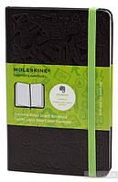 Карманная записная книжка Moleskine Evernote Черная в линию (MM710EVERF#978-88-6613-760-3)